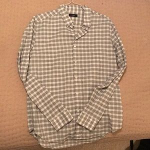 Theory Men's Button Down